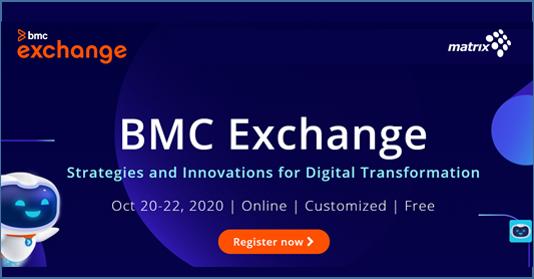 BMC Exchange 2020