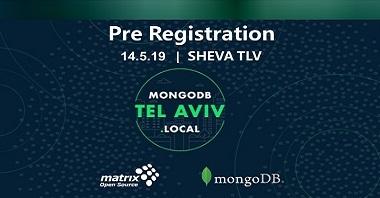MongoDB.local Tel Aviv 2019