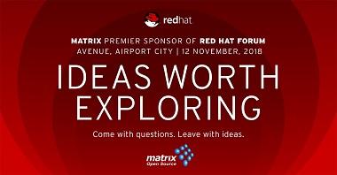 Red Hat Forum Israel 2018