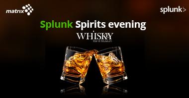 Splunk Spirits Evening