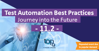 TEST AUTOMATION BEST PRACTICES – REPEATED EVENT